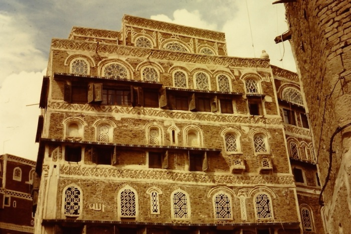 al-Gasmi-hotel, Sana'a