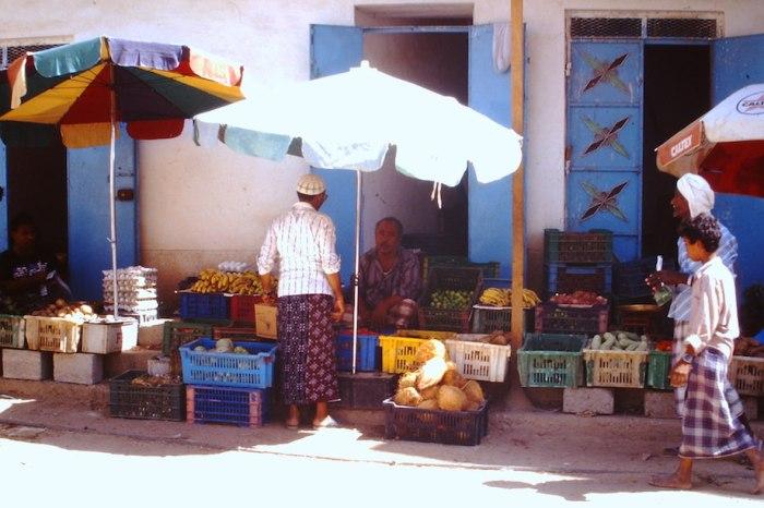 Markt, Tarim