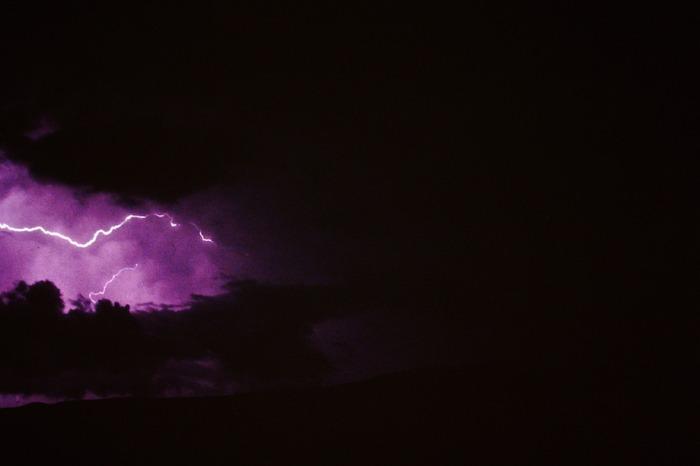 Onweer in Tarim