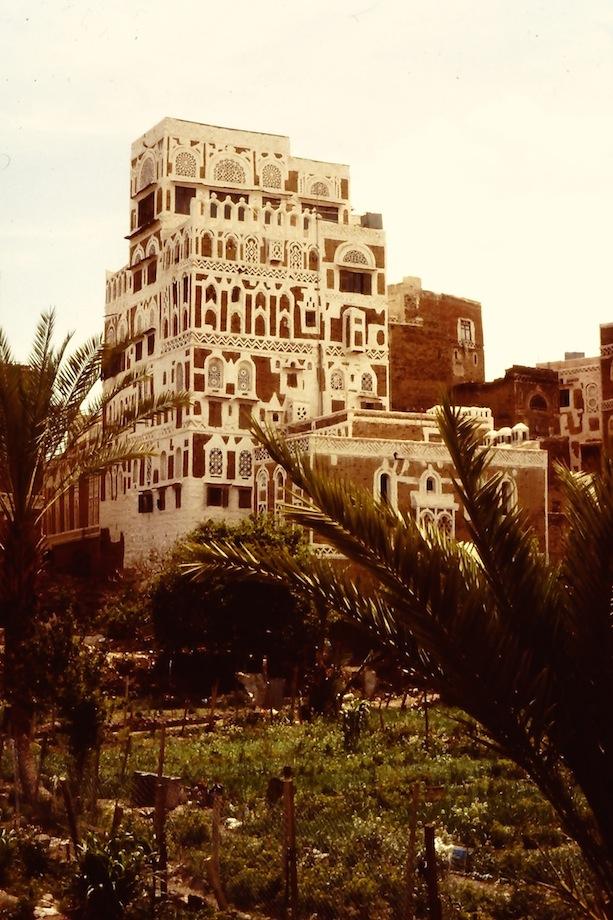 Sana'a, Jemen.