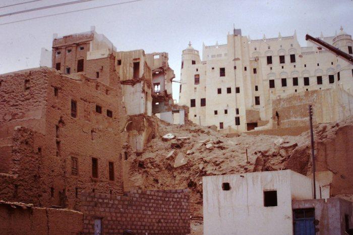 Paleis van de Kathiri-sultans.