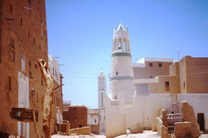 Minaretten.