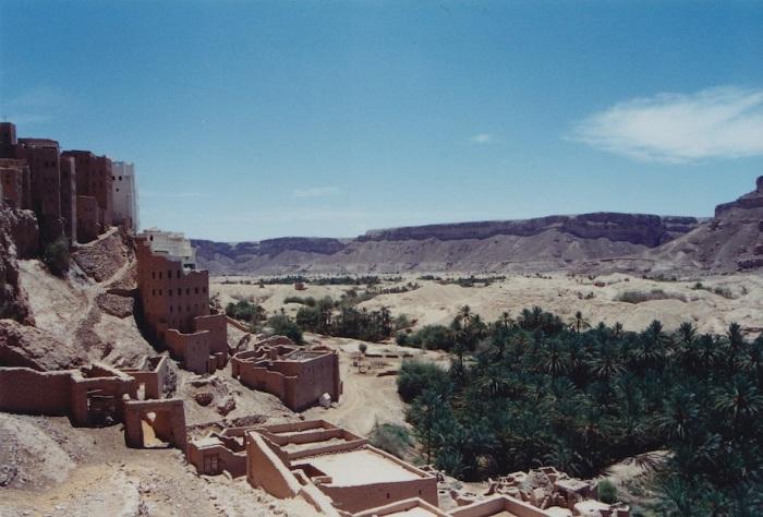 Wadi Du'an.