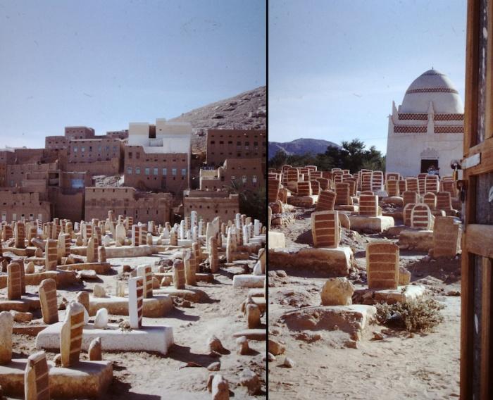 Begraafplaatsen