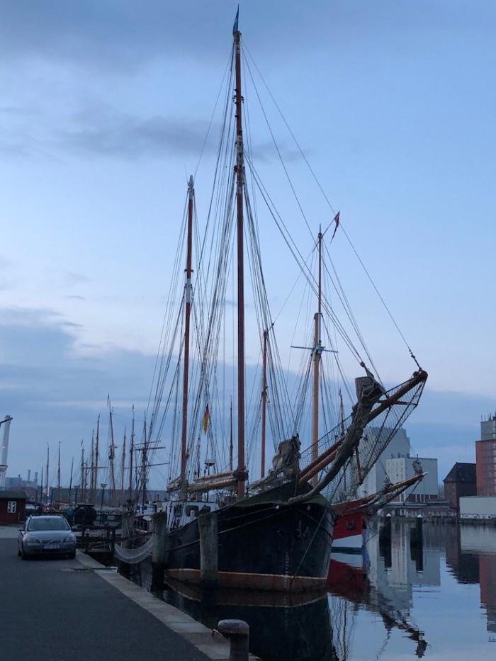 Historische Hafen Flensburg