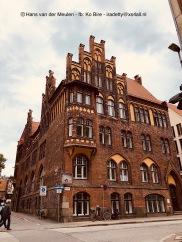 Lübeck, Innenstadt.