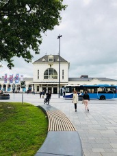 Station Leeuwarden.Wikipedia: Station Leeuwarden.