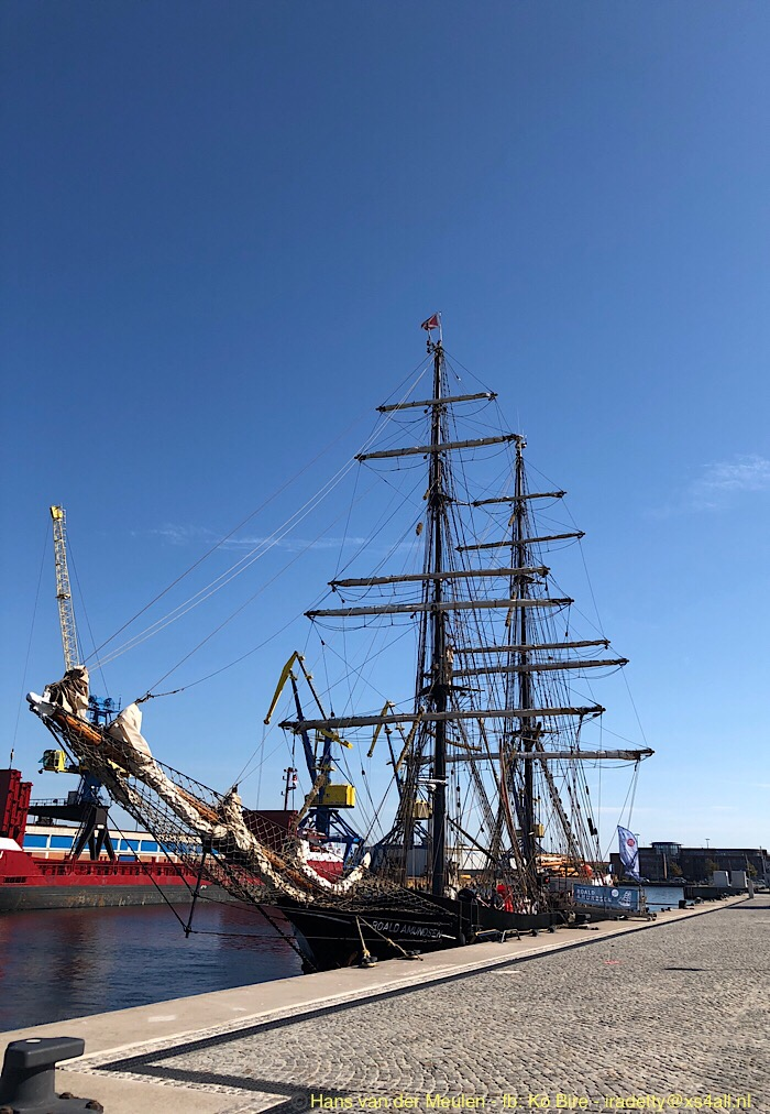 Roald-Amundsen-Seehafen-Wismar