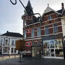 Bergen op Zoom, Stationsstraat 12 A