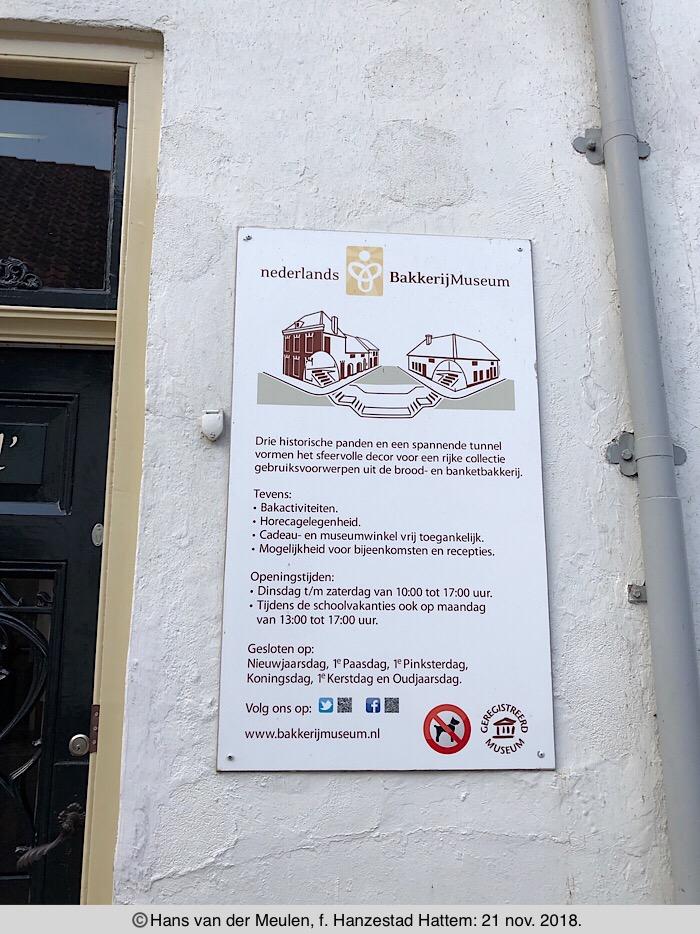 Nederlands Bakkerijmuseum