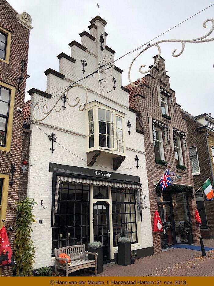 Ridderstraat 5: De Vicaris