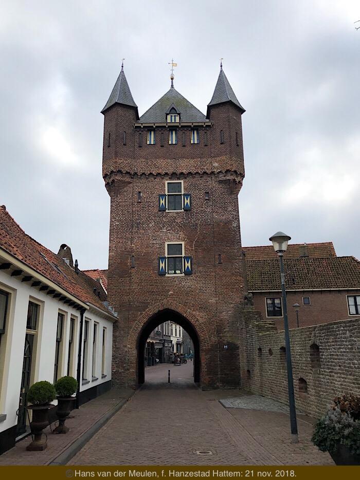 Dijkpoort Buitenzijde