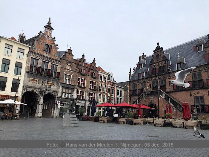 Grote Markt met Kerkboog