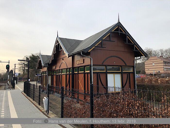 Houthem Sint-Gerlach: Station