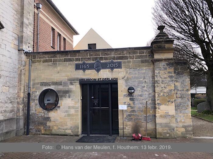 Heiligdom St. Gerlach