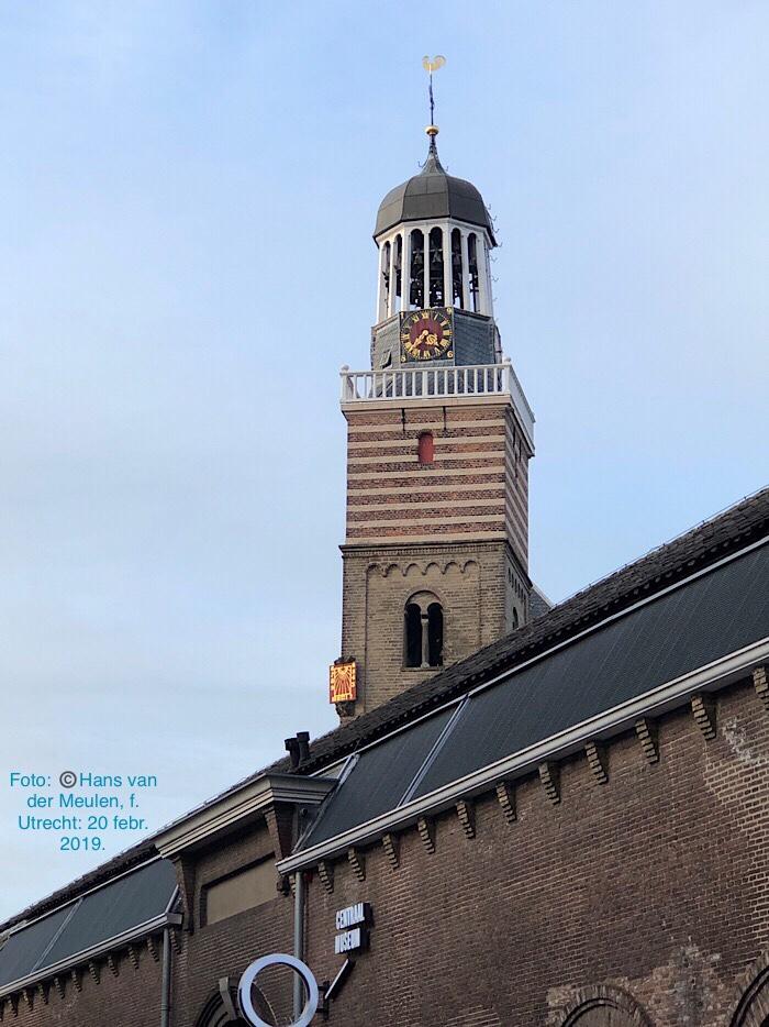 Toren van de Nicolaïkerk