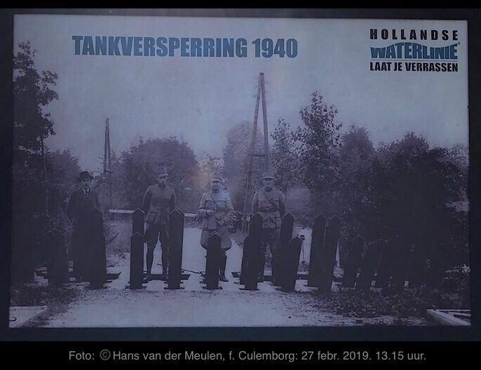 Tankversperring