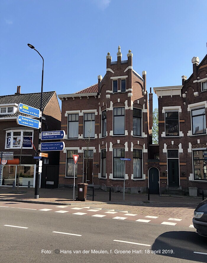 Gouwestraat 17 en 18