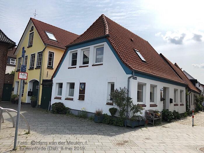 Hoek Schiffbrücke - Kattsund