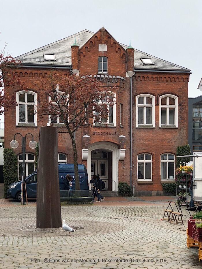 Stadthaus, Rathausmarkt 3