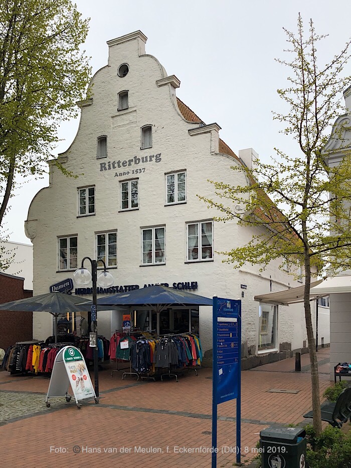 Ritterburg: Kieler Straße 48