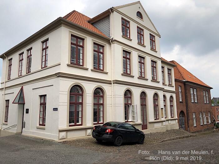 Schloßberg 4 hoek Rathaustwiete