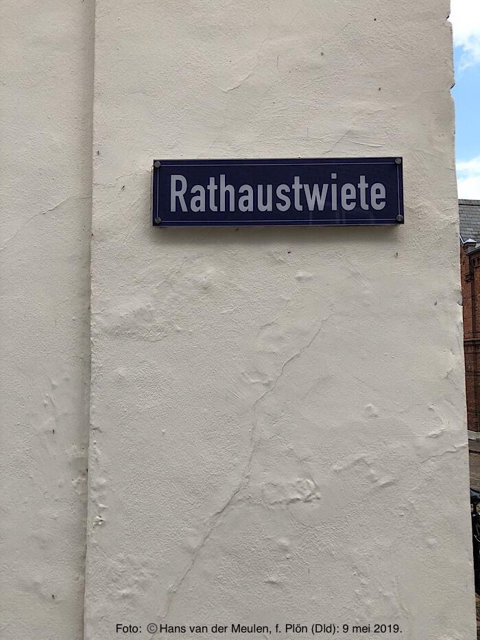 Rathaustwiete