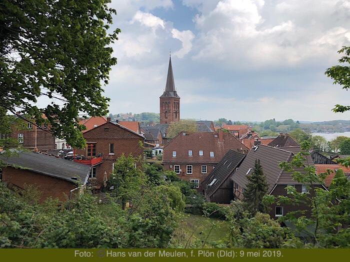 Schloßberg met Nikolaikirche