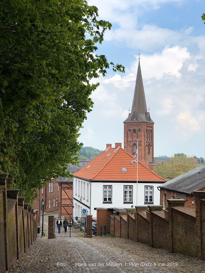 Schloßberg mit Nikolaikirche