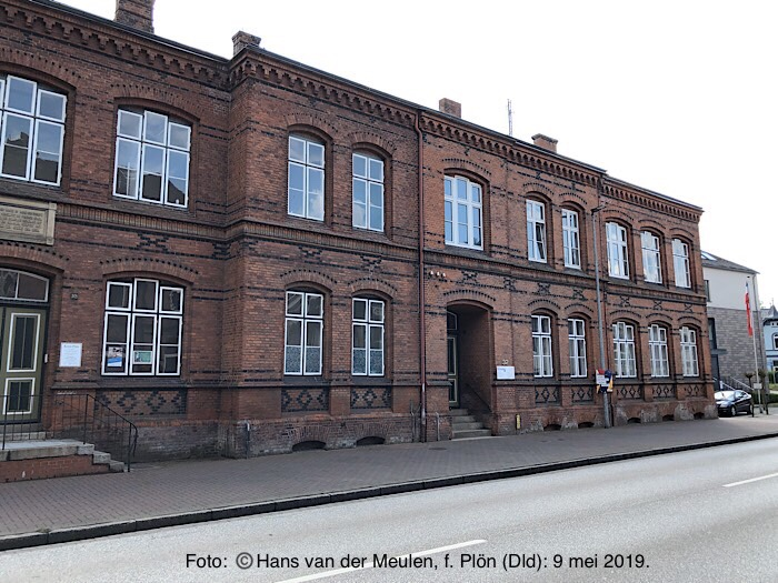 Hamburger Straße 32 Voormalige Pestalozzi-school