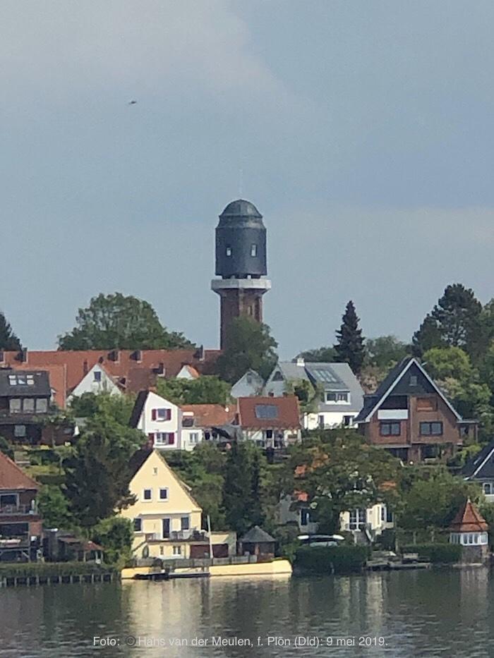 Watertoren aan de Scharweg 12a