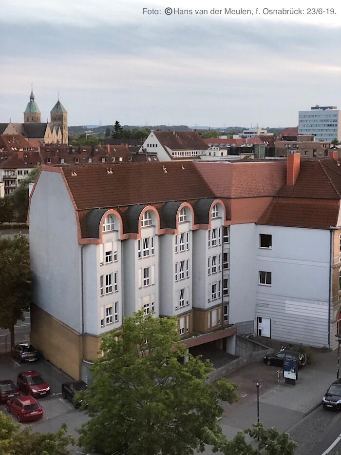 Vanuit IBIS-hotel