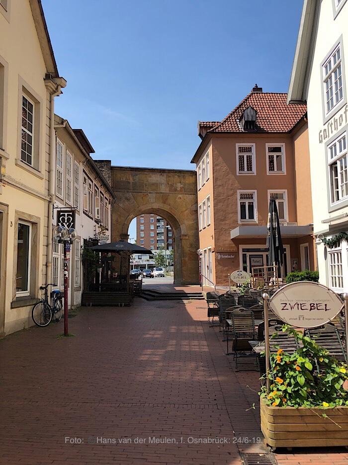 Heger Tor (Binnenzijde)