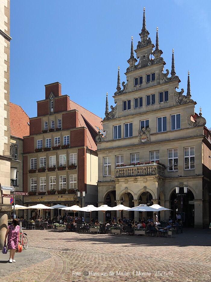 Stadtweinhaus, Prinzipalmarkt 8-9