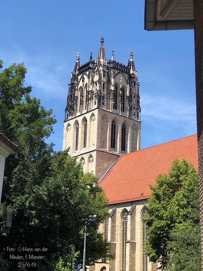 Liebfrauen-Überwasser-Kirche