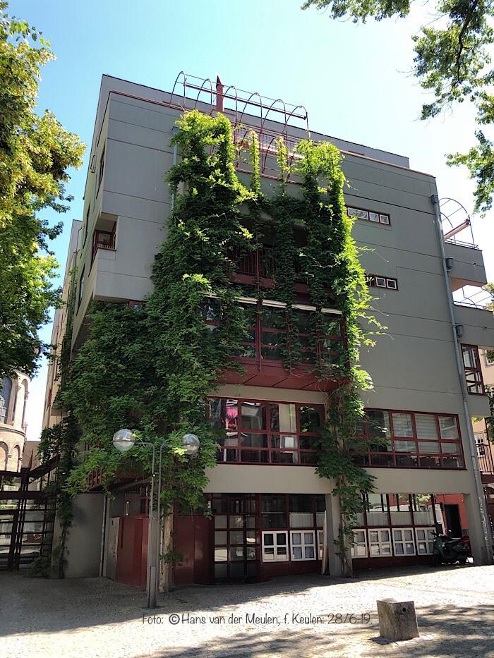 Prijswinnend gebouw 1979