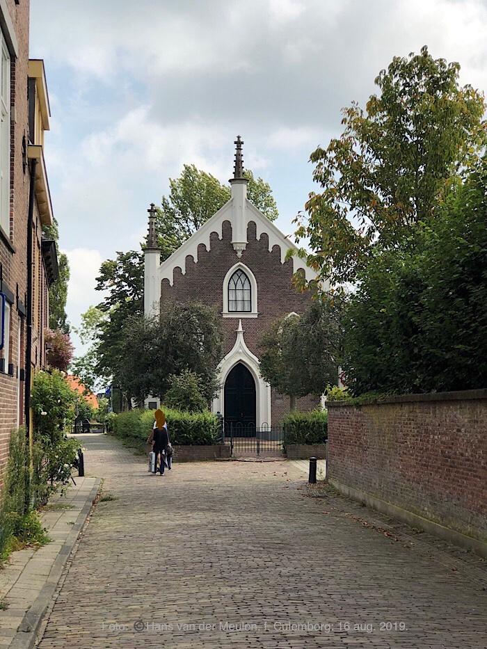 Voormalige synagoge