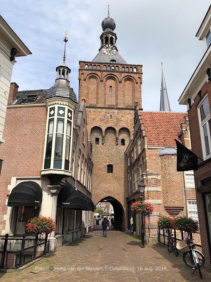 Lanxmeerpoort / Binnenpoort