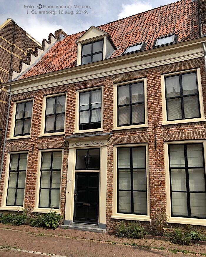Ridderstraat 184 o (RM 11583)