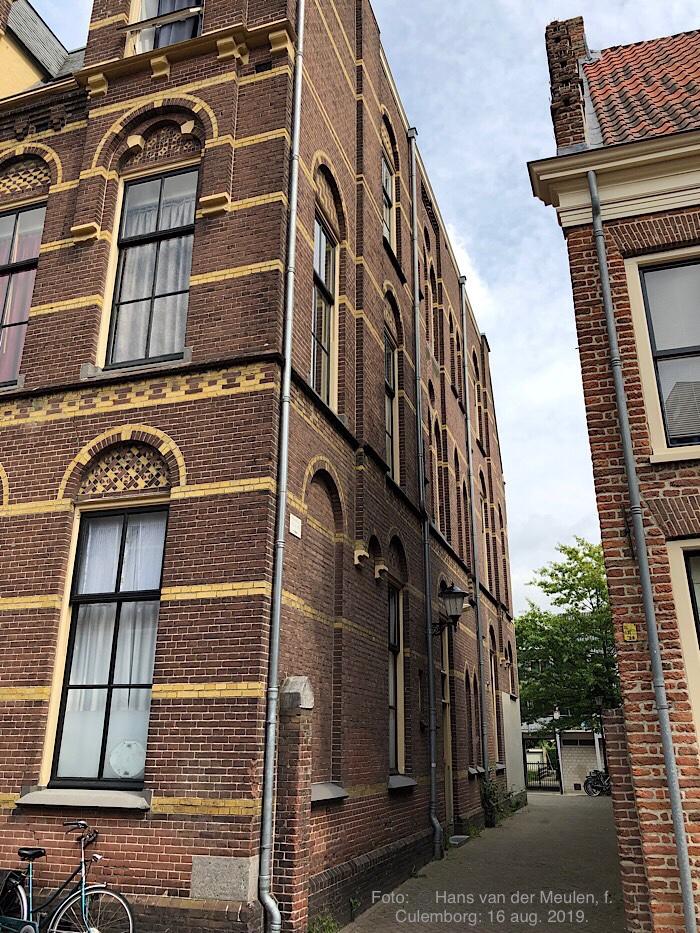Ridderstraat 12-72 (GM 0216/101)