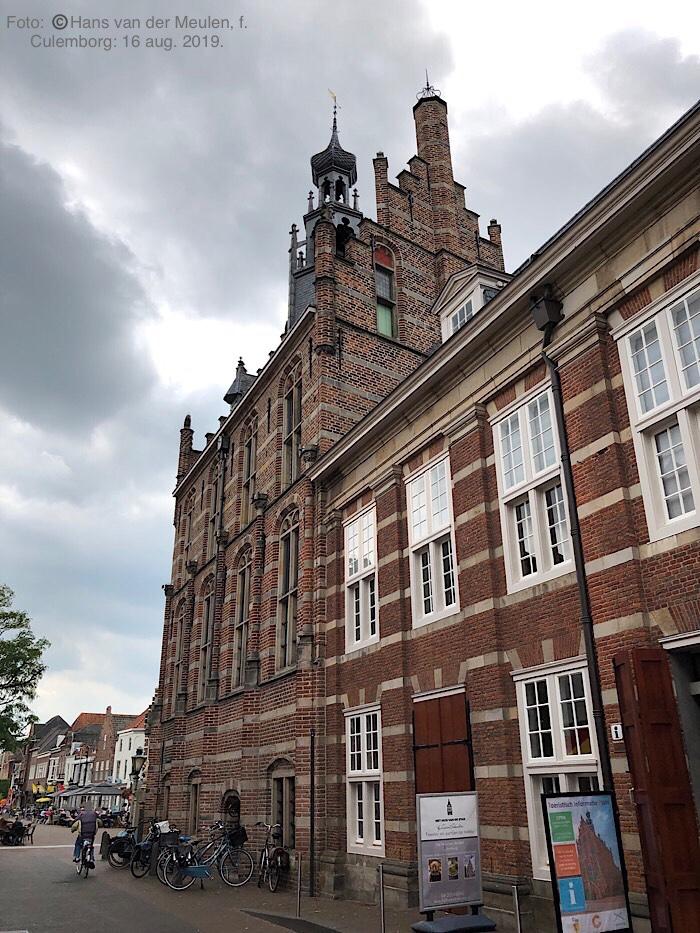 Oude Vismarkt Stadhuis (RM 11556)