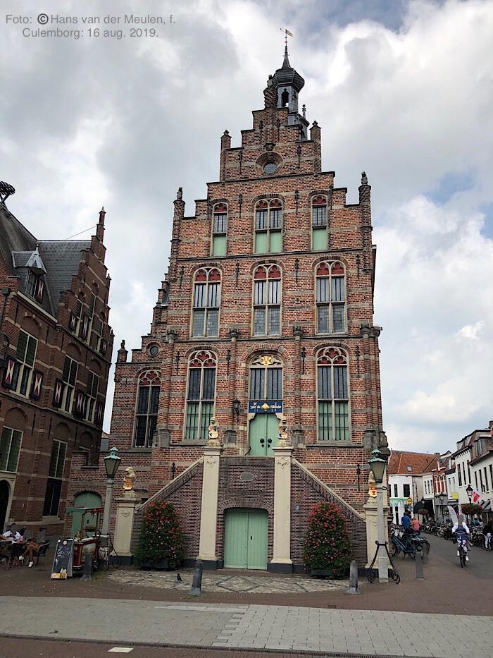 Markt 1 Stadhuis (RM 11556)
