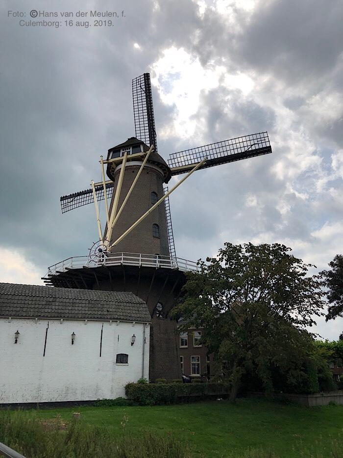 Windmolen 't Jach (RM 451862)