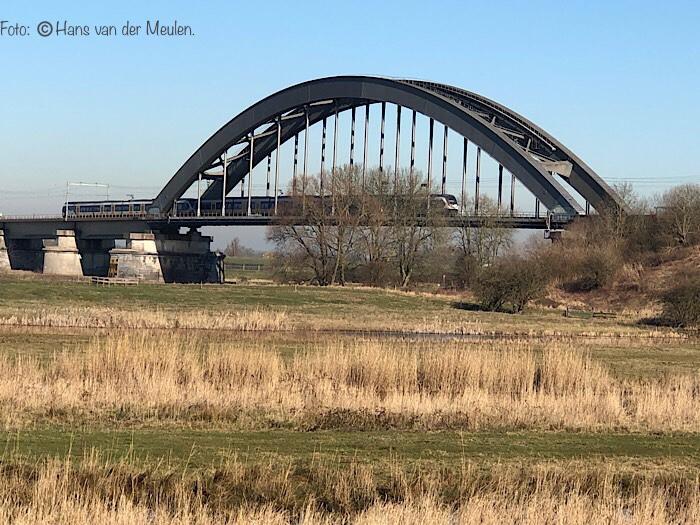 Culemborg Kuilenburgse Spoorbrug
