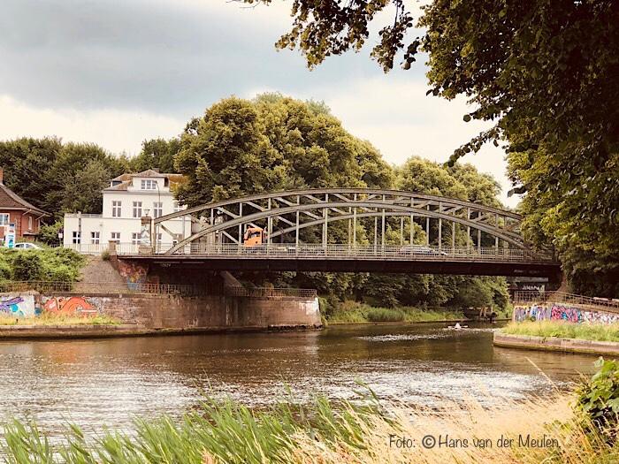 Lübeck Hüxtertorbrücke