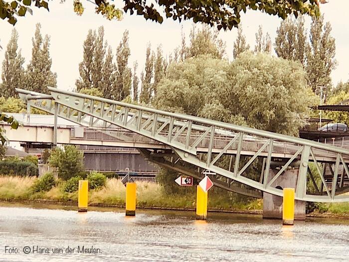 Lübeck Klughafenbrücke