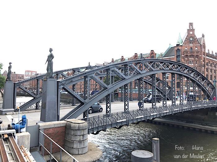 Hamburg Brooks Brücke