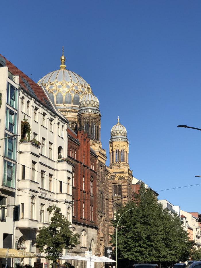Synagoge Berlijn